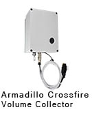 Houston Radar Armadillo Crossfire Lane-by-lane Volume Collector.