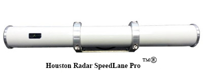 Houston Radar SpeedLane multi-lane traffic monitor, counter and classifier